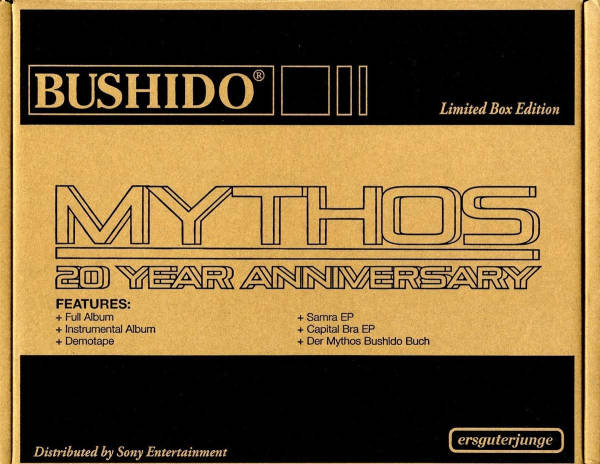 Bushido Mythos Box