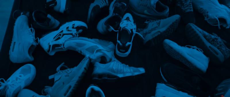 Capital Bra Allein Sneaker
