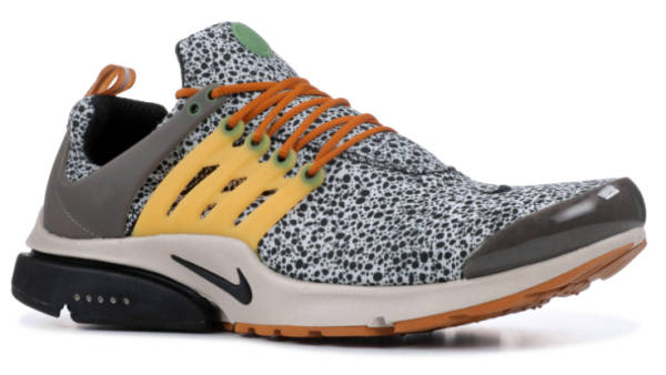 Capital Bra Nike Air Presto Safari