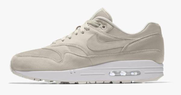 Capital Bra Nike Schuhe beige