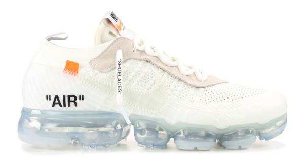 Capital Bra Schuhe Nike Air Vapormax X Off-White