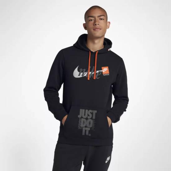 Capital Bra Style Nike Hoodie