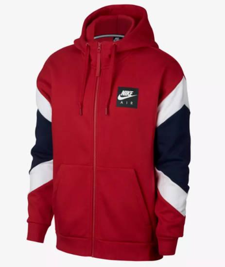 Capital Bra Sweatjacke Nike Air
