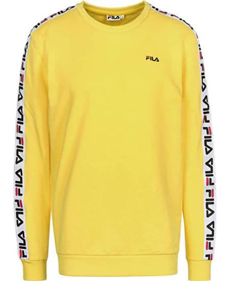 FILA Pullover gelb