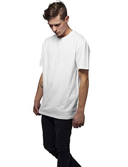 Fler Style T-Shirt weiß