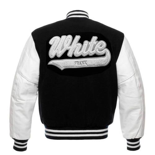 Frank White College Jacke