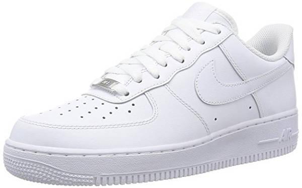 Jigzaw Nike Air Force Low Top Schuhe