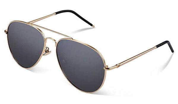 Kalle Style Aviator Sonnenbrille