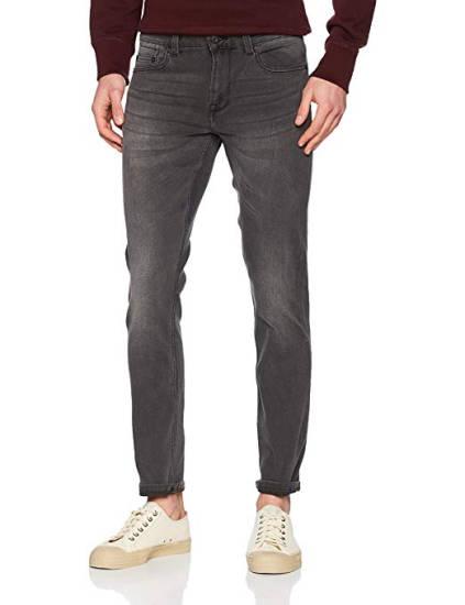 Kay Ay Style Jeans Slim grau