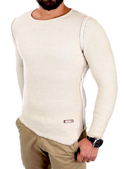 Kay Ay Style Pullover beige