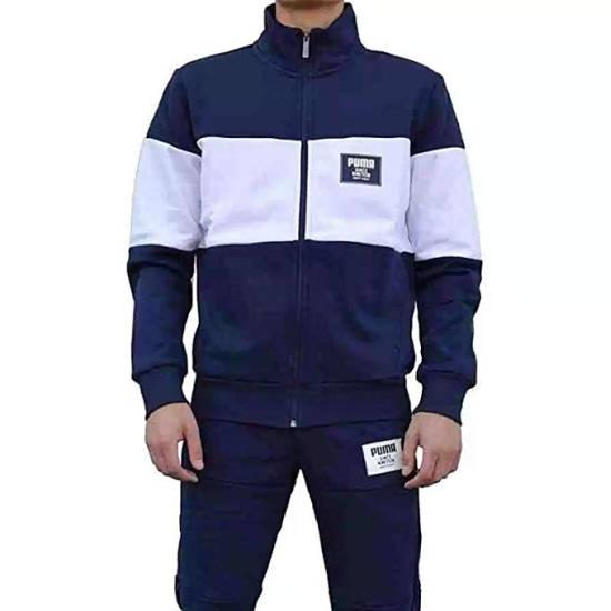 Kurdo Style Puma Trainingsjacke blauKurdo Style Puma Trainingsjacke blau