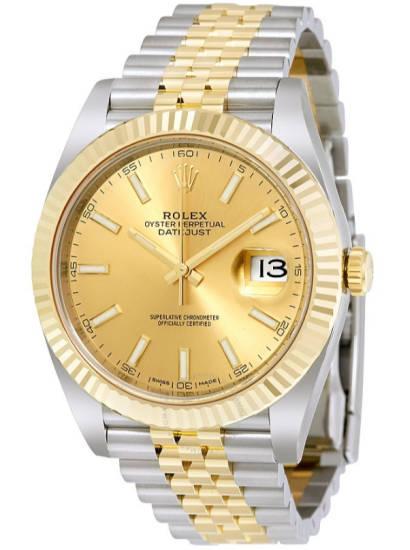 Luciano Rolex Uhr