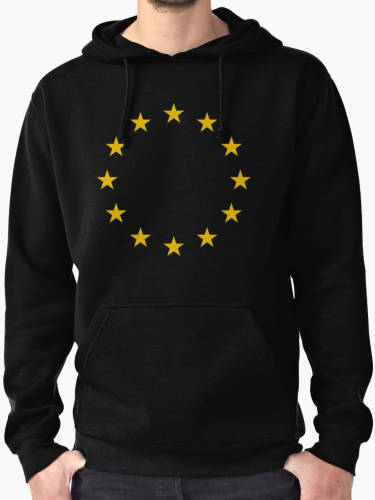 Luciano Style Europa Hoodie