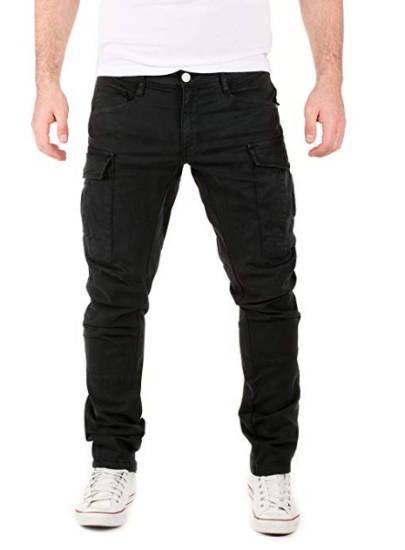 Luciano Style Hose schwarz