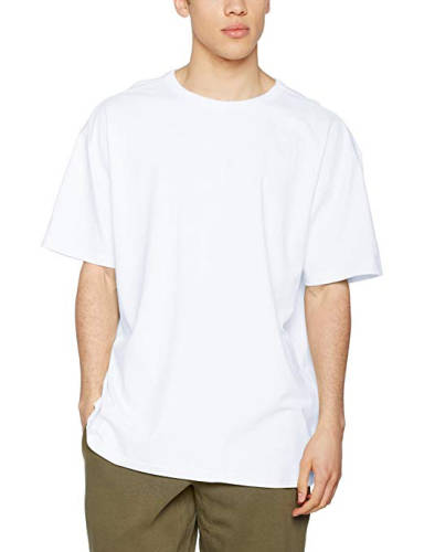 Luciano Style T-Shirt weiß