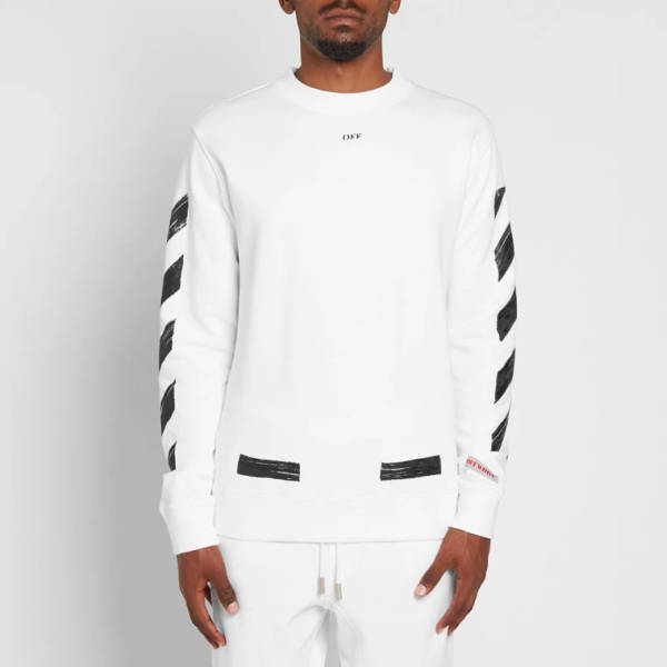 Miami Yacine Longsleeve Off White