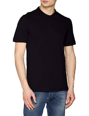 Milionair Basic T-Shirt schwarz