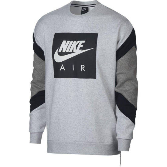 Nike Air Sweatshirt grau