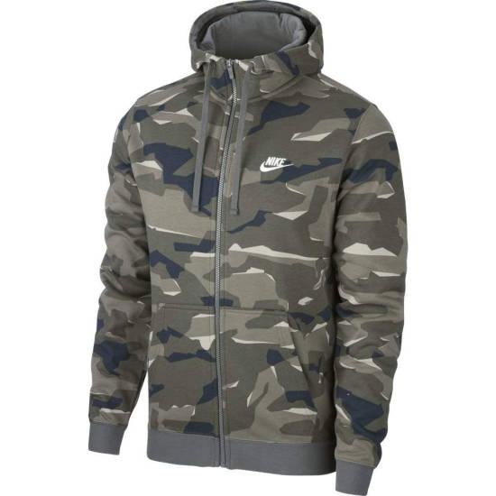 Nike Jacke Camo