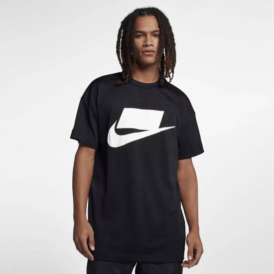 Nike Rechteck Logo T-Shirt