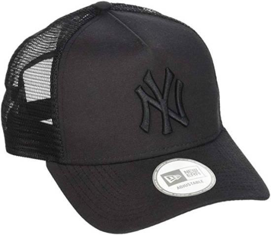 NY Trucker Cap schwarz