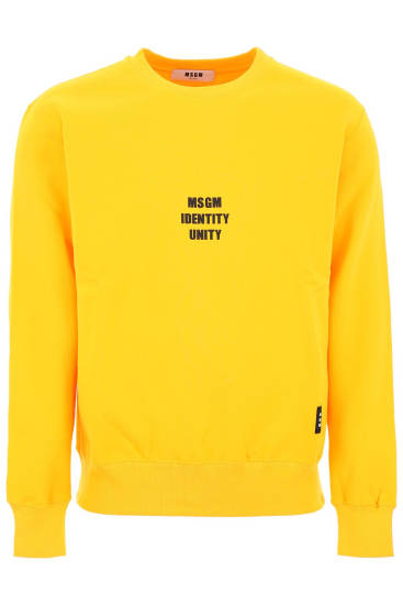 Olexesh Pullover gelb