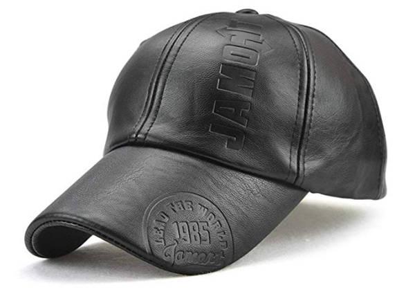 Olexesh Style Leder Cap