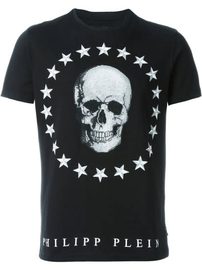 Philipp Plein Around the World T-Shirt