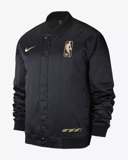 Samra Fight Club Jacke Nike NBA