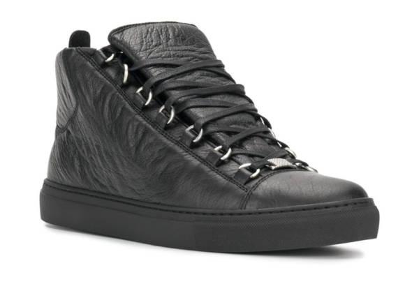 Samra Sneaker schwarz