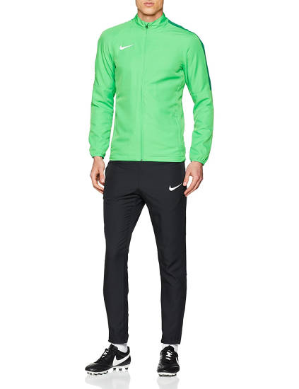 Samra Trainingsanzug grün schwarz
