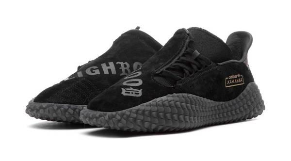 Xatar Schuhe schwarz