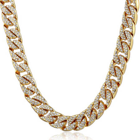 Xatar Style Kette Iced Out