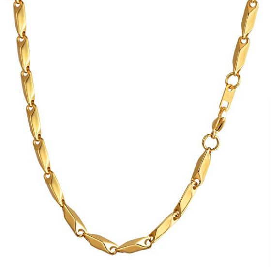 18 Karat Style Halskette