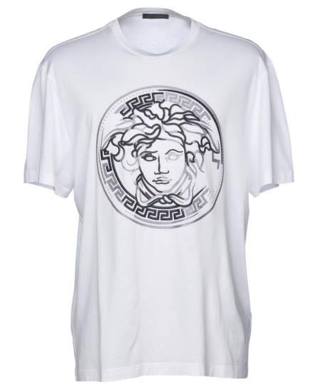 18 Karat Style Versace T-Shirt
