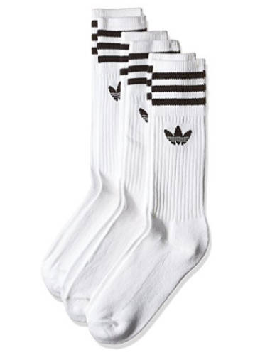 Adidas Crew Socken Solid