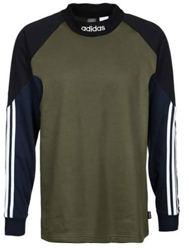 Adidas Longsleeve Logo Kragen