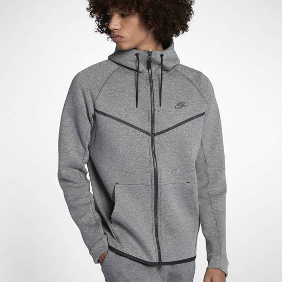 AP Nike Fleece Jacke