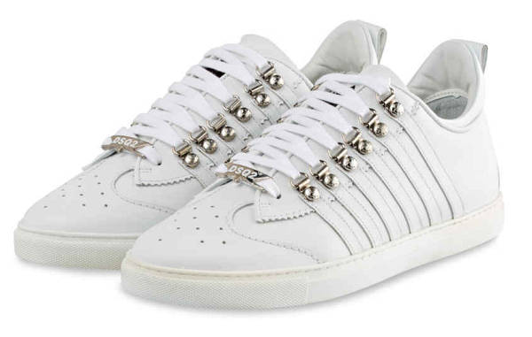 Eno DSquared Sneaker weiß