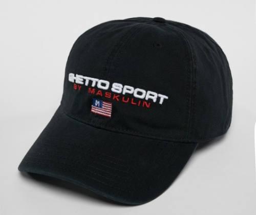 Ghettosport Maskulin Cap