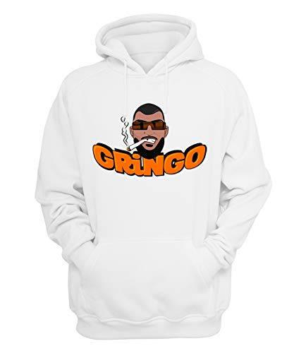 Gringo Hoodie weiß