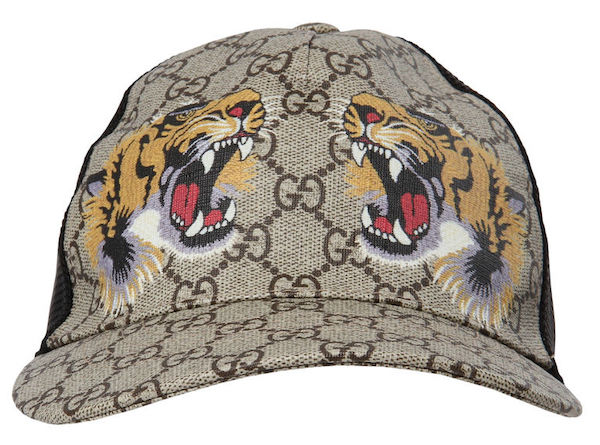Gucci Cap Tiger