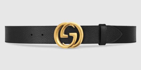 Gucci Gürtel GG Schnalle