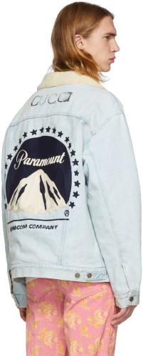 Sido Gucci Paramount Jeansjacke