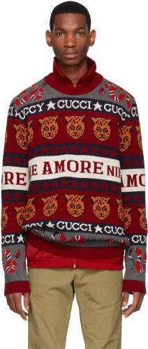 Capital Bra Gucci Pullover