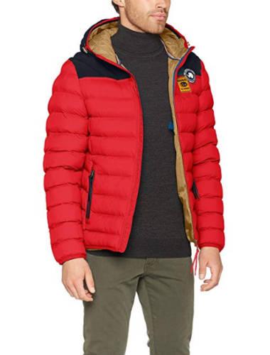 Hamad45 Style Jacke rot