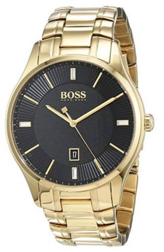 Hugo Boss Uhr gold