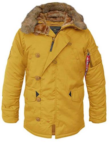 Jasko Style Jacke gelb