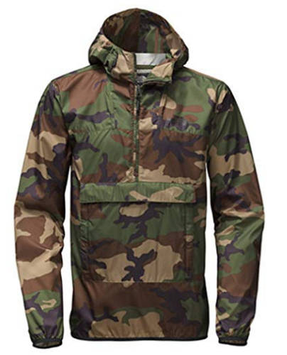 Kay Ay The North Face Camouflage Jacke