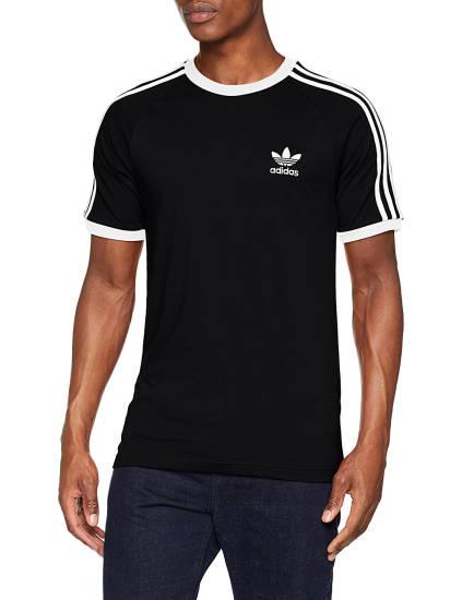 King Khalil Adidas T-Shirt schwarz